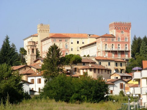 Castello Comboniani Venegono