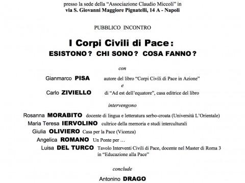 Napoli 13 gennaio