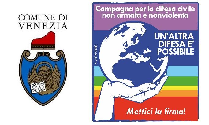 Venezia Campagna Difesa Civile