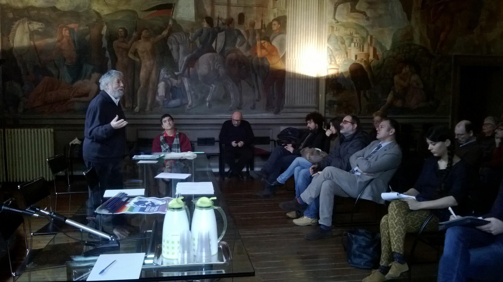 Conferenza Stampa Ferrara