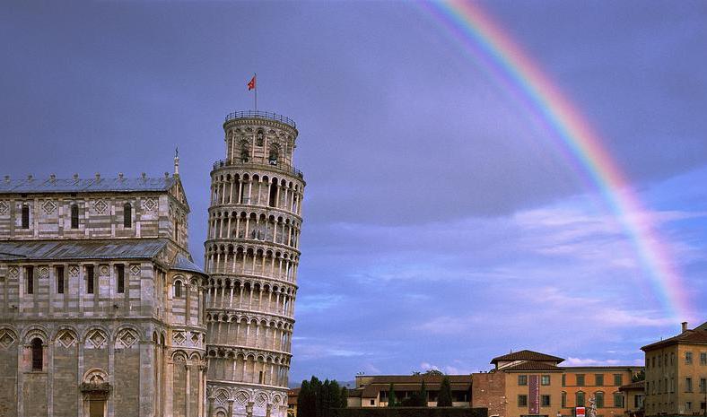 Arcobaleno Pisa