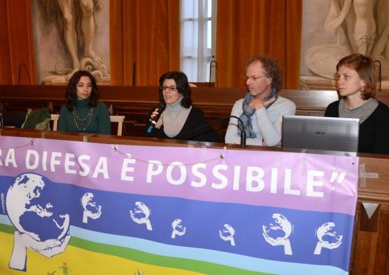 Presentazione campagna a Pavia
