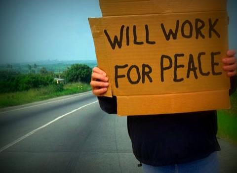 Al lavoro per la Pace