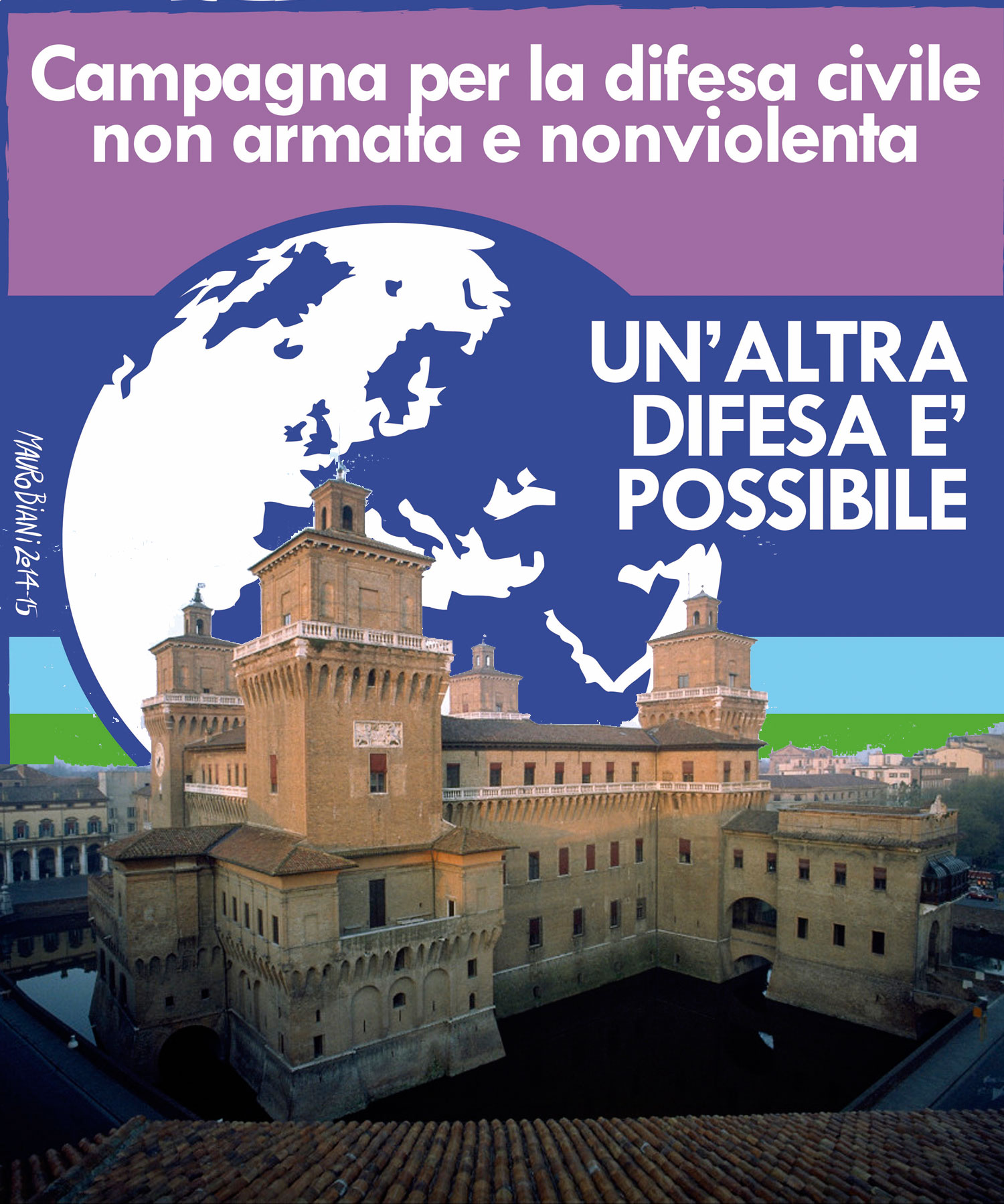 Ferrara Difesa nonviolenta