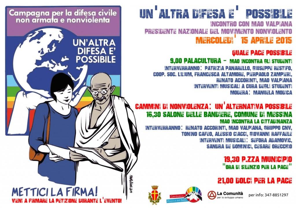 Messina 15 aprile