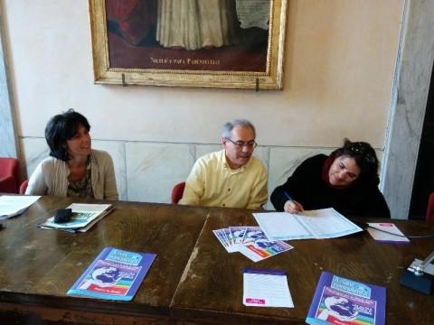 Conferenza stampa Sarzana