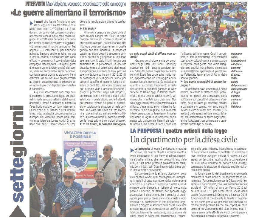 Intervista Valpiana Difesa Popolo