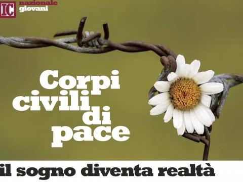 Corpi civili pace sogno