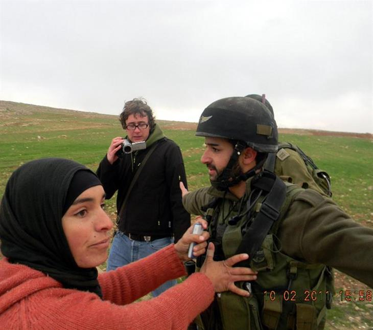 Intervento Civile Pace monitoraggio