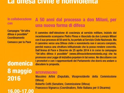 Difesa civile NOW Festival