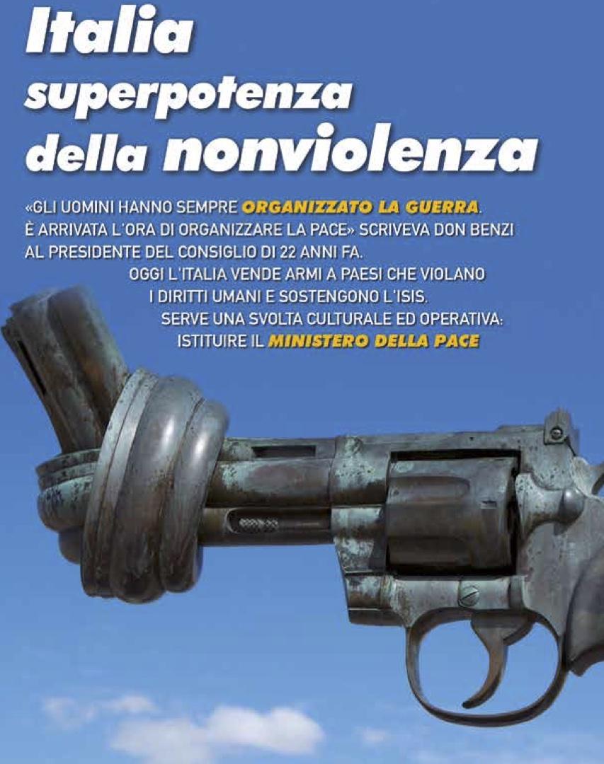 sempre superpotenza nonviolenza
