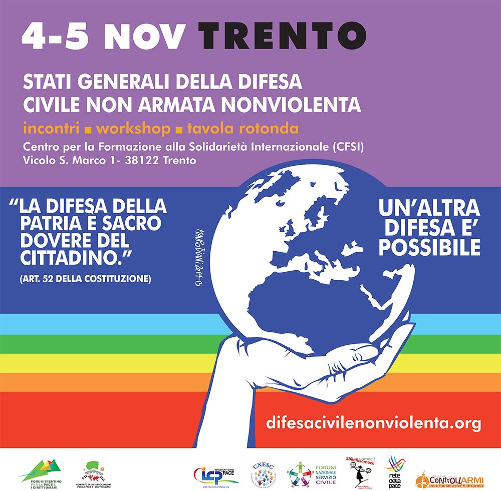Manifesto Stati Generali Trento 2016