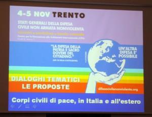 Cartello tematico Trento