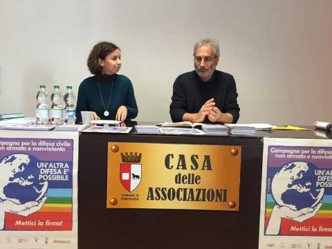 Conferenza Stampa Piacenza