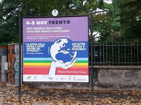 Trento cartellone Stati Generali